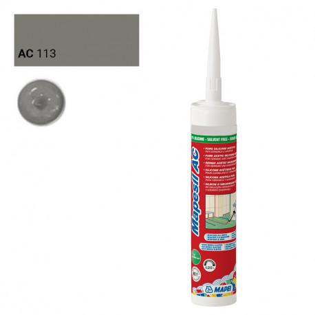 Mapesil AC 113 Cement grijs (keramiek)
