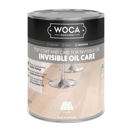 Woca Invisible Oil Care 1 liter