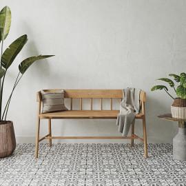 Ceramic pattern tiles