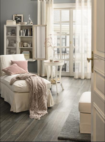 keramisch parket, vloertegel, middengrijs, parkettegel, houtlook, houtstructuur, landelijk