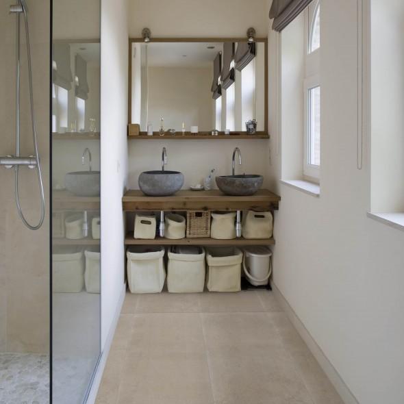 keramische vloertegel, vloertegels, natuursteenimitatie, beige, impermo