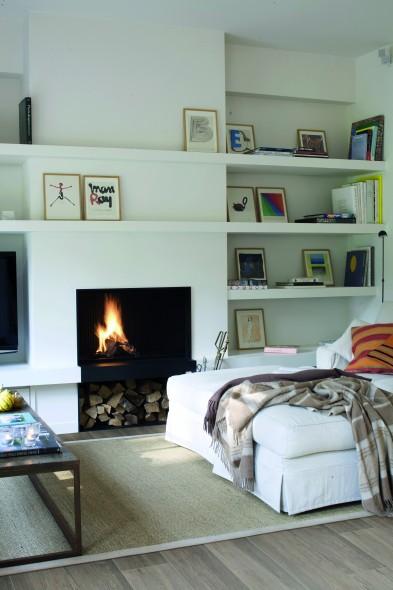parquet en céramique, carrelage sol, brun, plancher, bois, style campagne, BeWood
