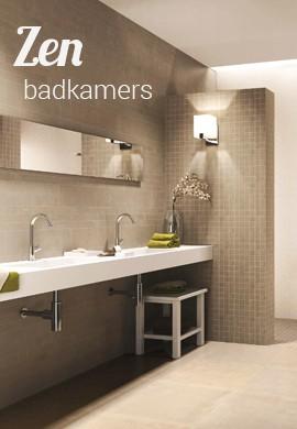 Tegels impermo grootste aanbod van de benelux impermo - Kleine badkamer zen ...